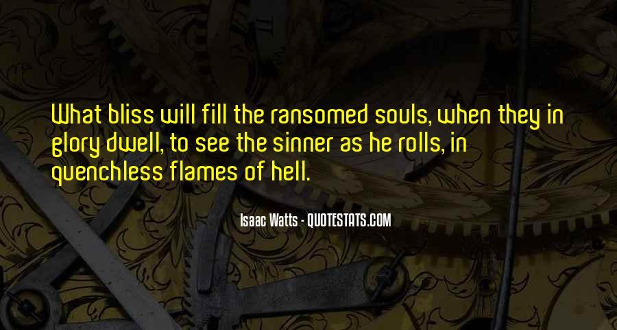 Isaac Watts Quotes #549758