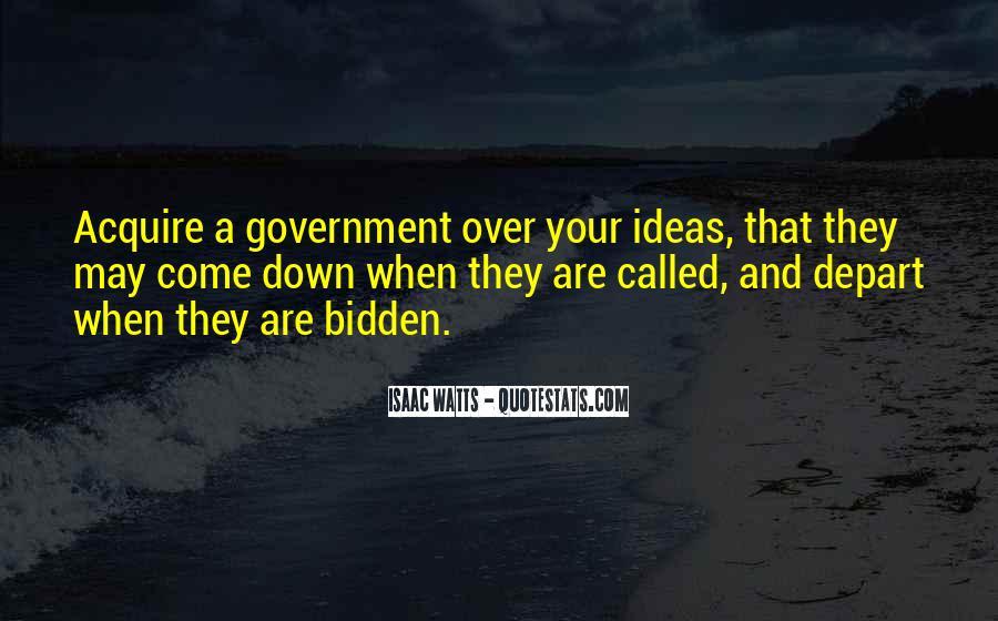 Isaac Watts Quotes #564990