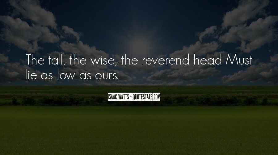 Isaac Watts Quotes #57845