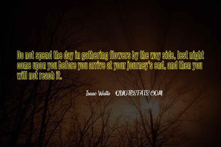 Isaac Watts Quotes #64356