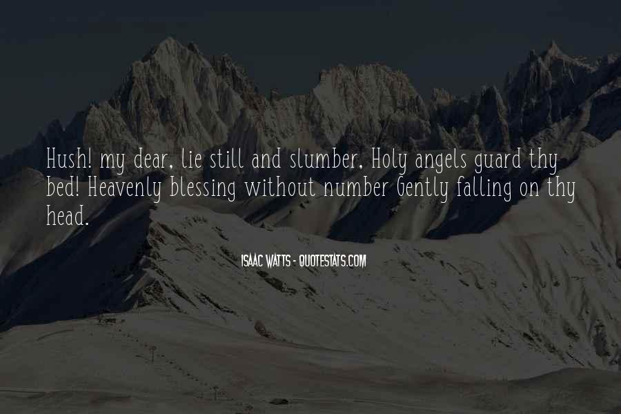 Isaac Watts Quotes #827529