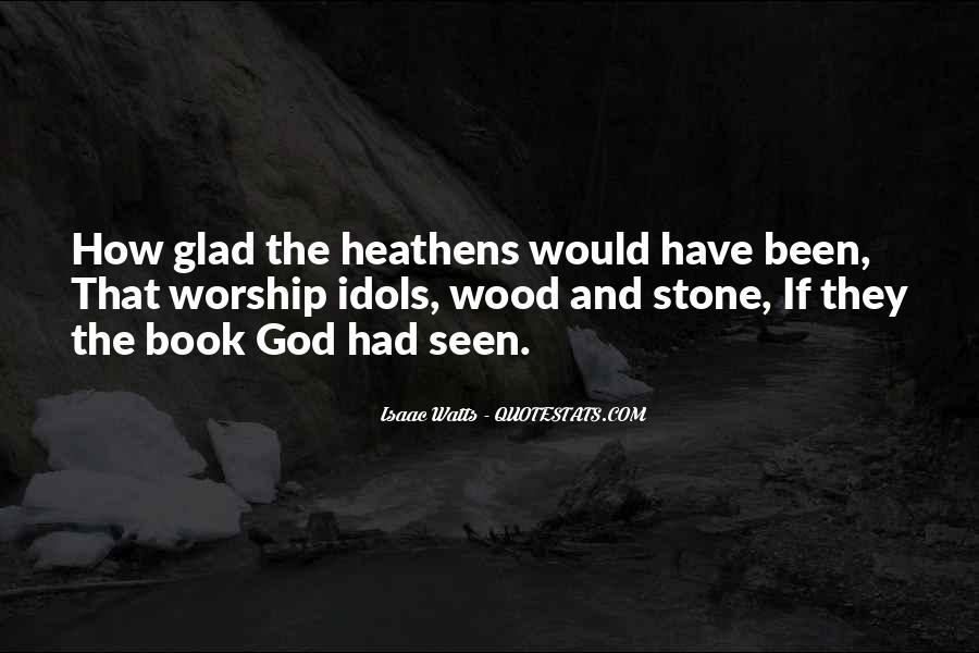 Isaac Watts Quotes #871421