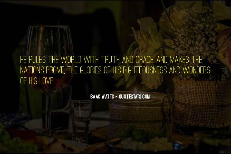 Isaac Watts Quotes #984772