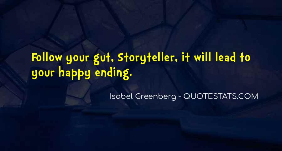 Isabel Greenberg Quotes #497435