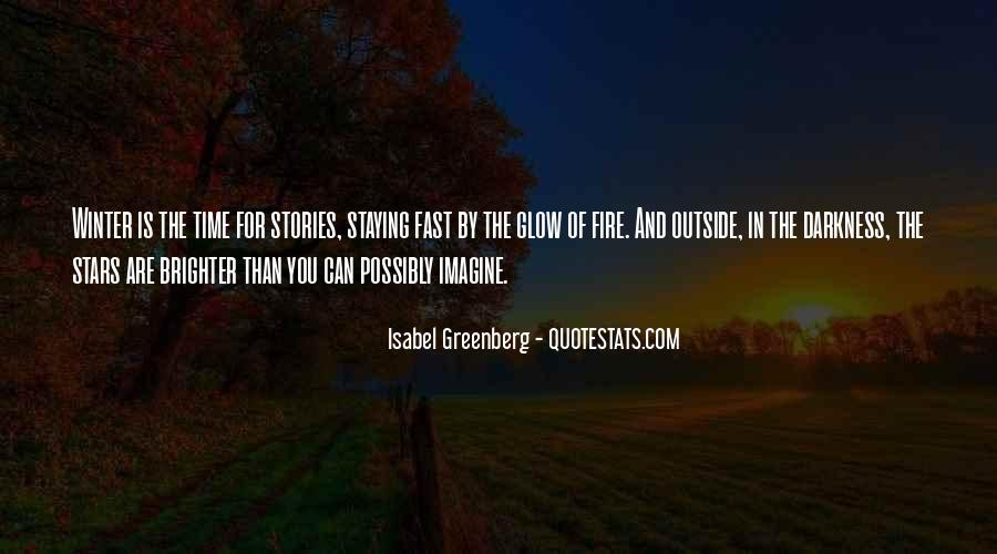 Isabel Greenberg Quotes #884902