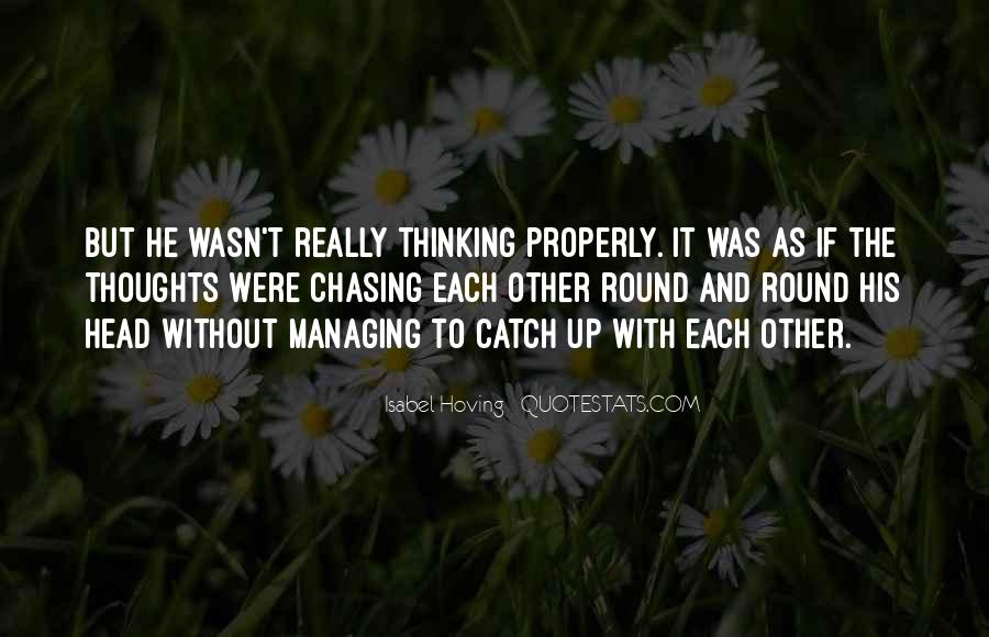 Isabel Hoving Quotes #863087