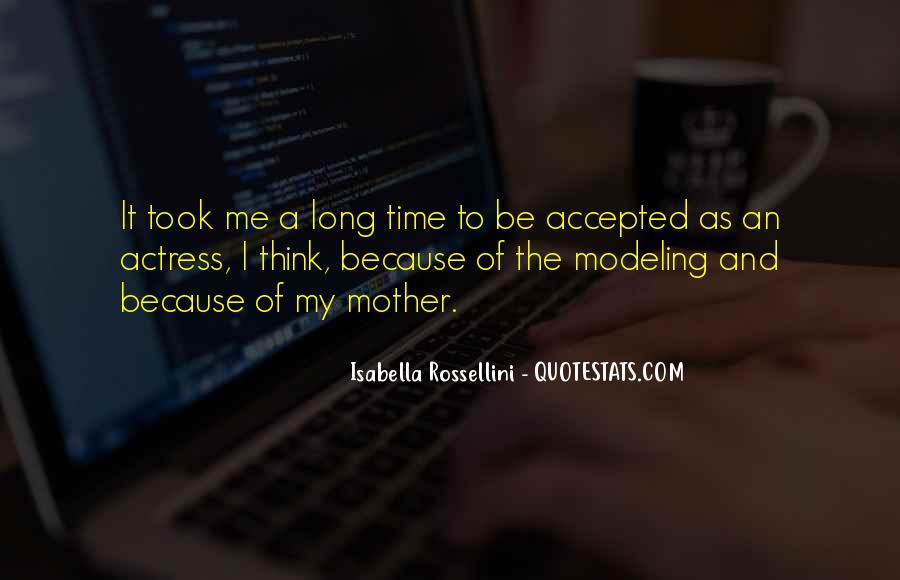 Isabella Rossellini Quotes #1031866