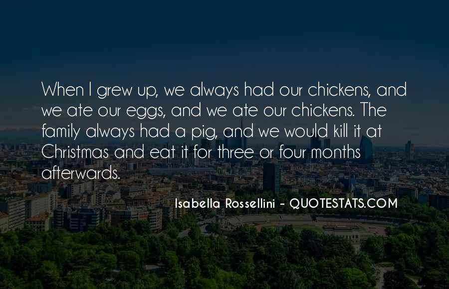 Isabella Rossellini Quotes #1213267