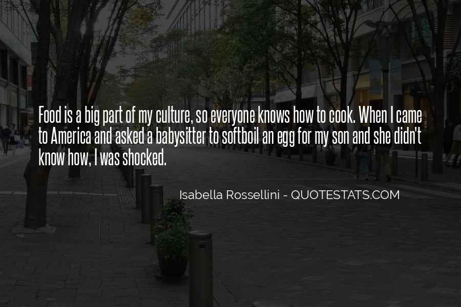 Isabella Rossellini Quotes #1303553