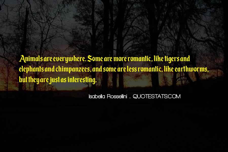 Isabella Rossellini Quotes #1519514