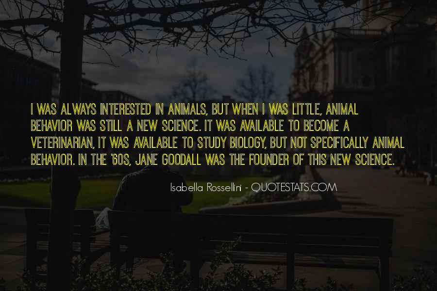 Isabella Rossellini Quotes #1797498