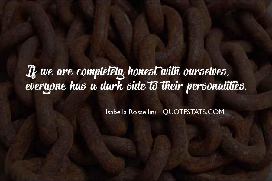Isabella Rossellini Quotes #1809823