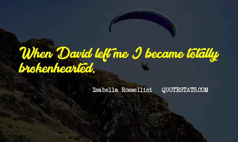 Isabella Rossellini Quotes #307156