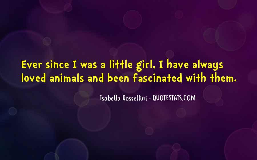 Isabella Rossellini Quotes #426428