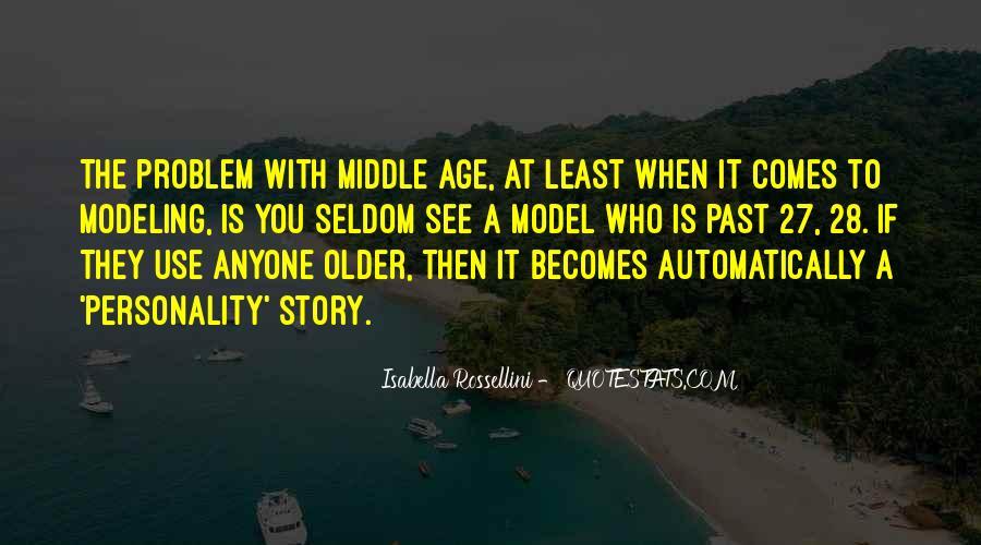 Isabella Rossellini Quotes #505566