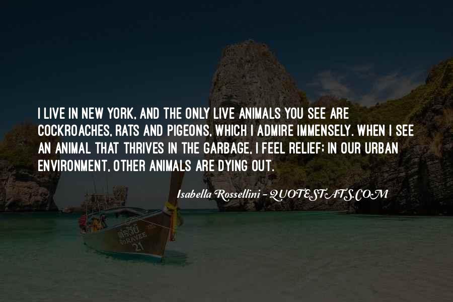 Isabella Rossellini Quotes #535911