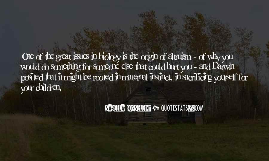 Isabella Rossellini Quotes #653931