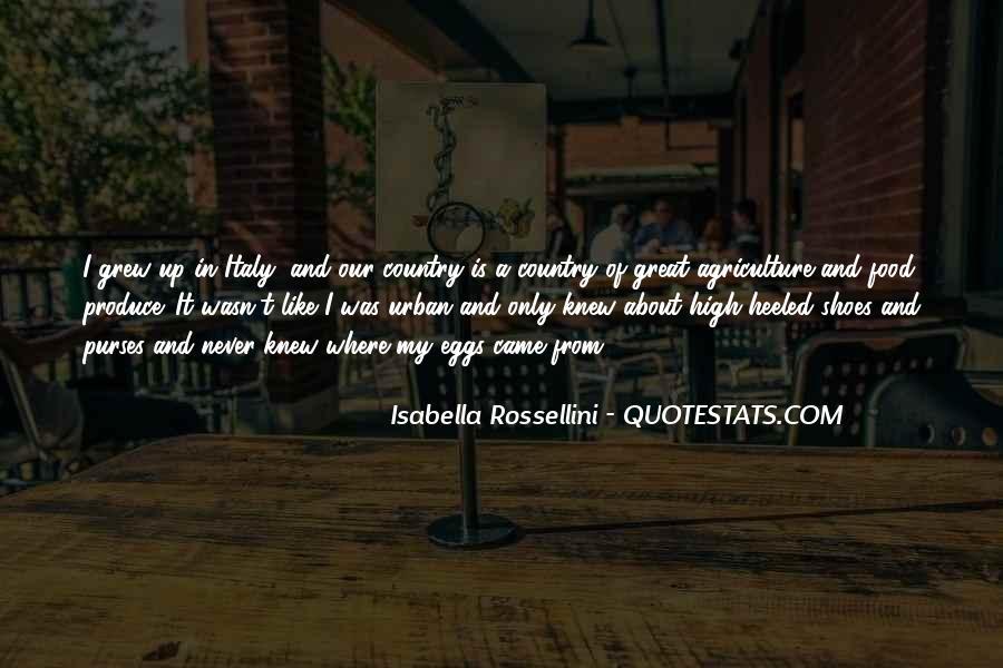 Isabella Rossellini Quotes #797087