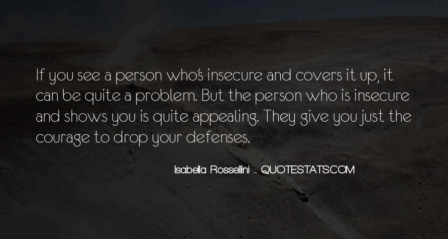 Isabella Rossellini Quotes #922709