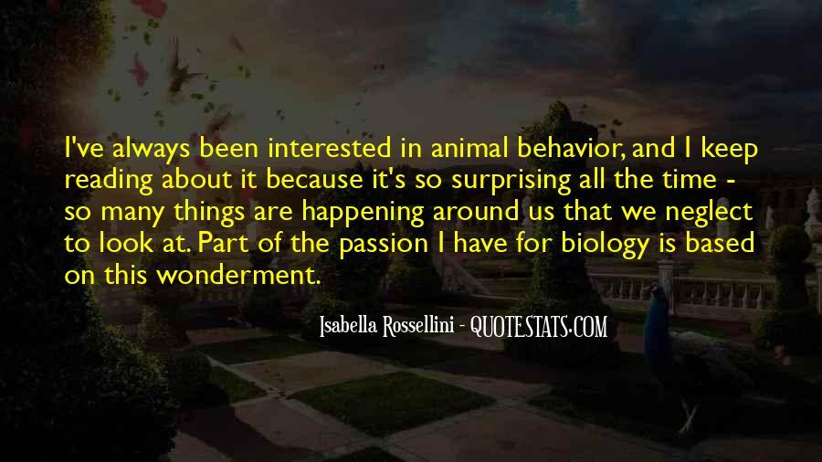 Isabella Rossellini Quotes #949908