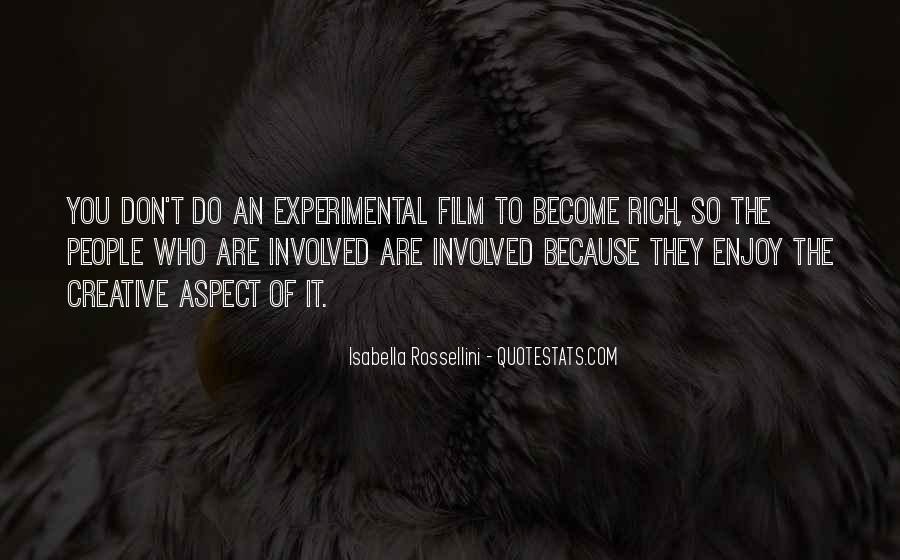 Isabella Rossellini Quotes #975635