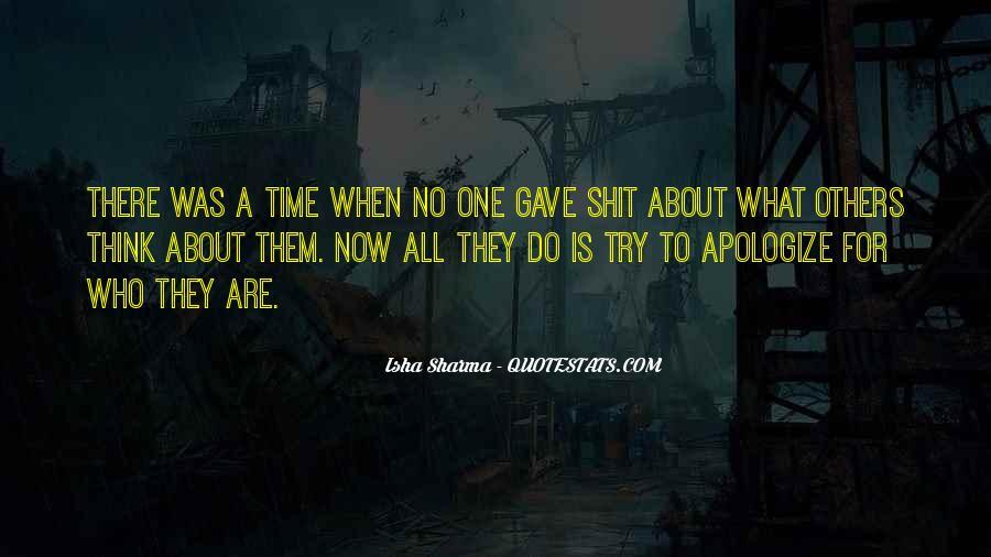 Isha Sharma Quotes #901971