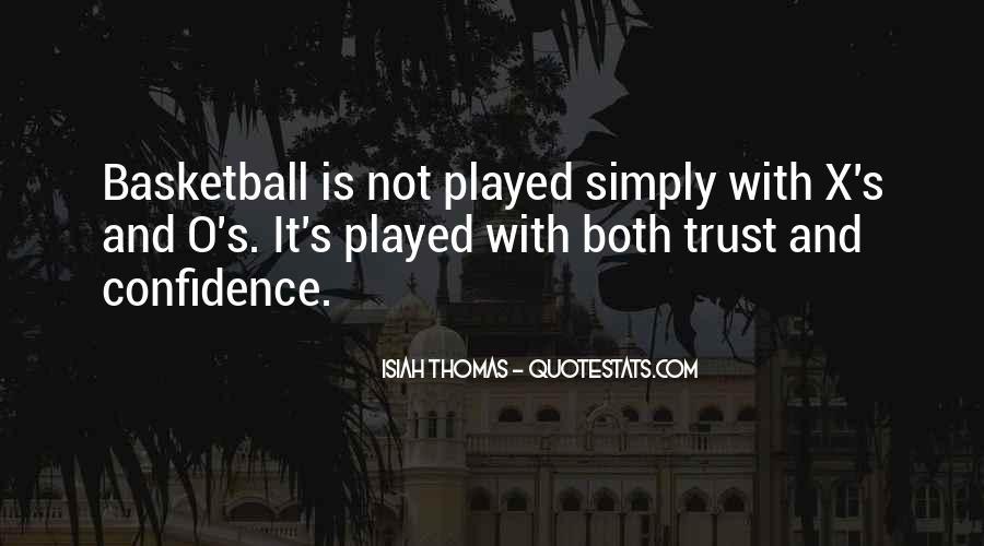 Isiah Thomas Quotes #804851