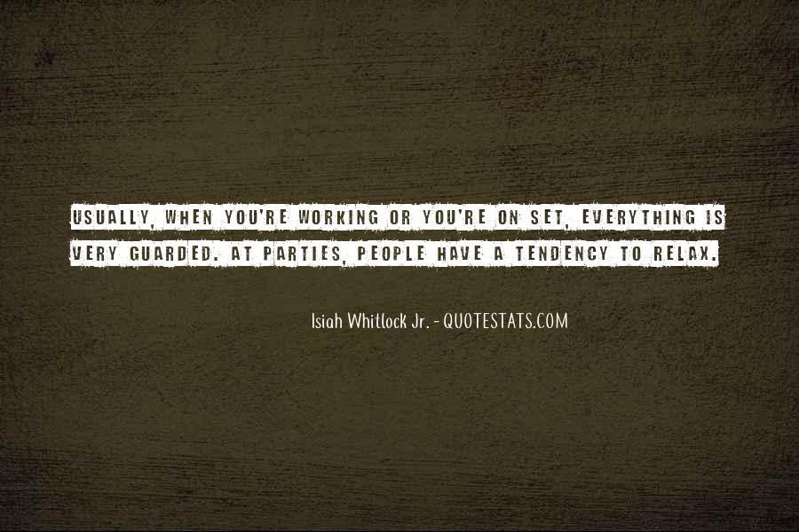 Isiah Whitlock Jr. Quotes #1562138