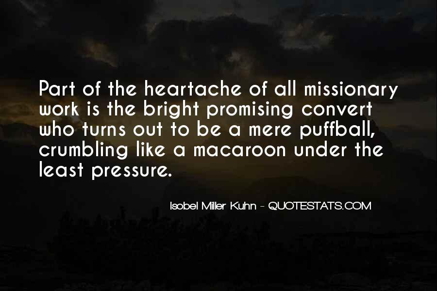 Isobel Miller Kuhn Quotes #1830772