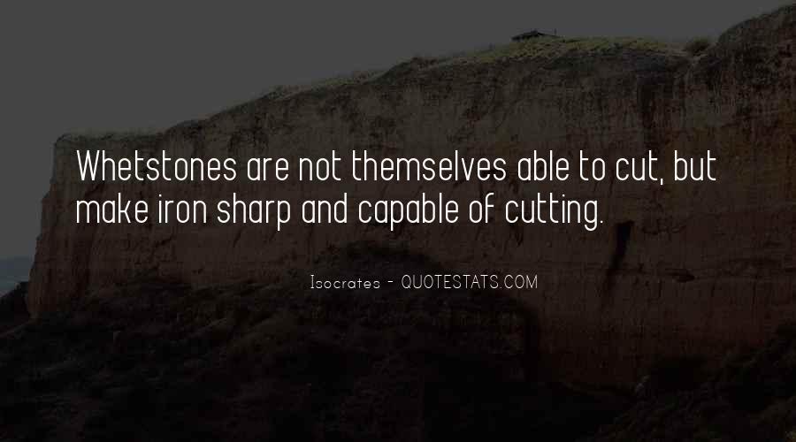Isocrates Quotes #1014688