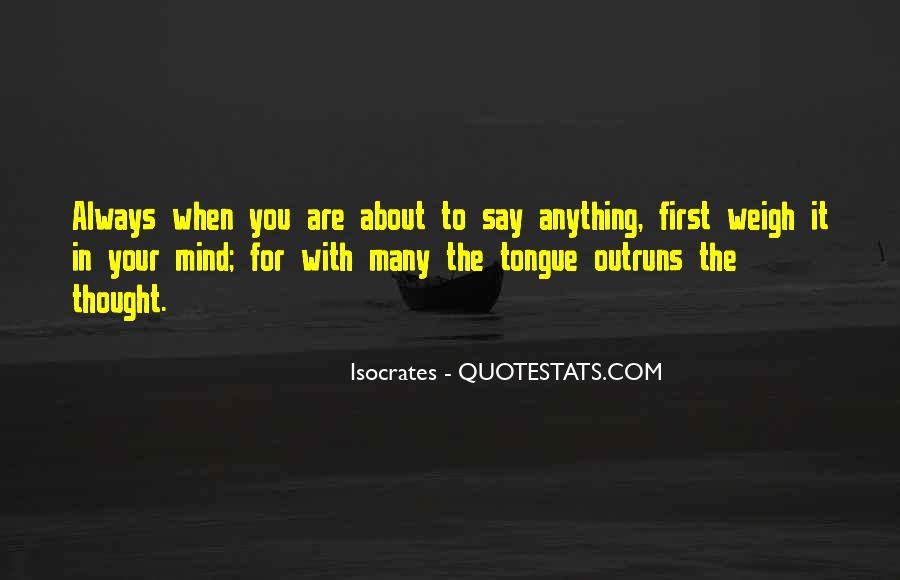 Isocrates Quotes #1073741