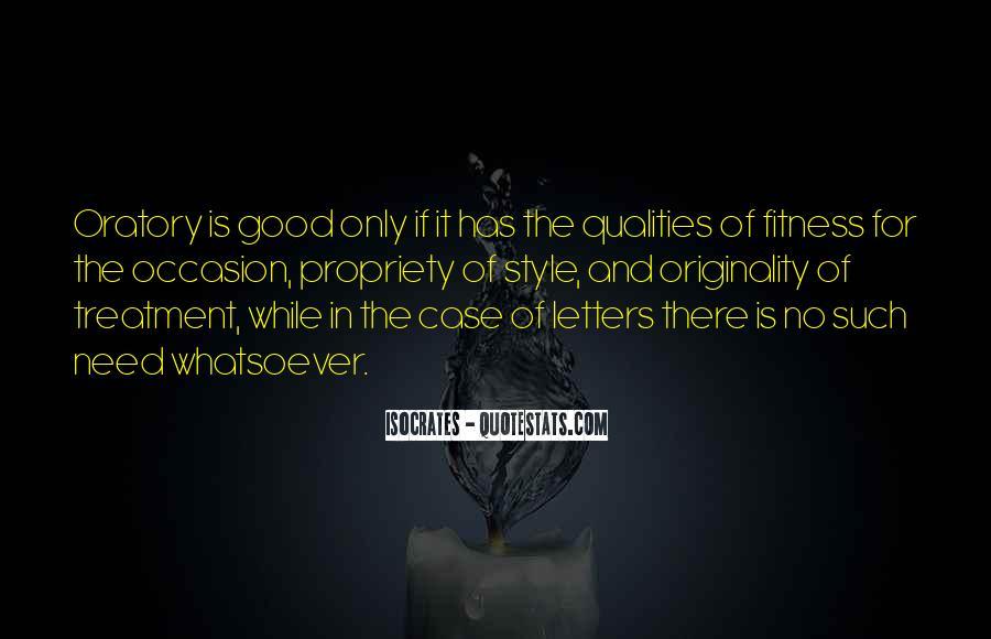 Isocrates Quotes #327749