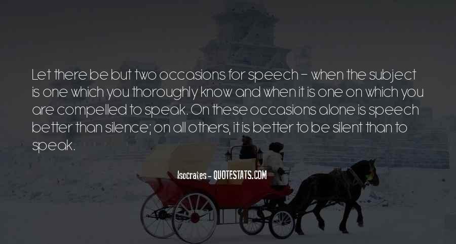 Isocrates Quotes #543964
