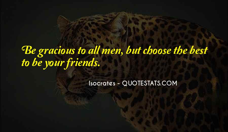 Isocrates Quotes #631281