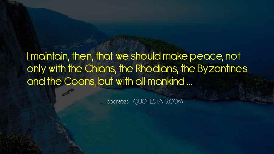 Isocrates Quotes #804119