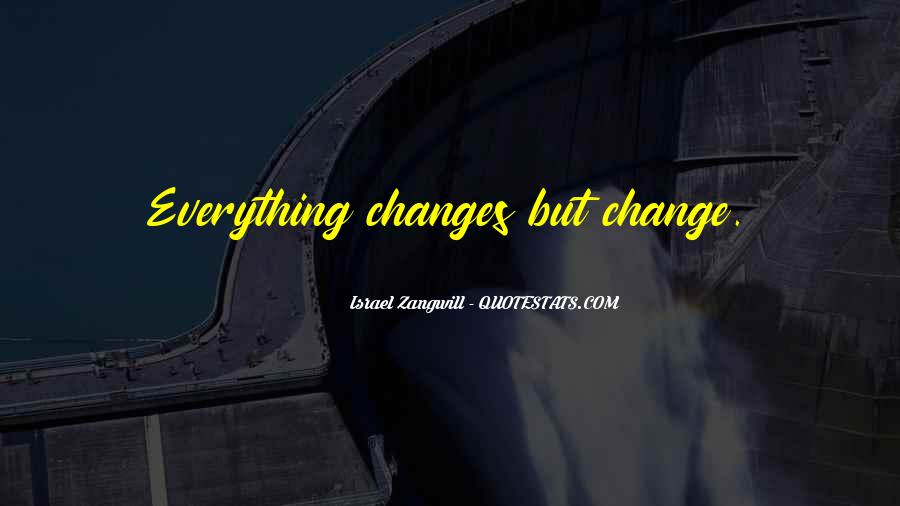 Israel Zangwill Quotes #1253182