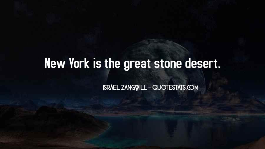 Israel Zangwill Quotes #1264747
