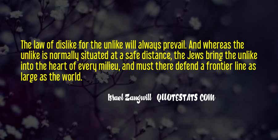 Israel Zangwill Quotes #1636468