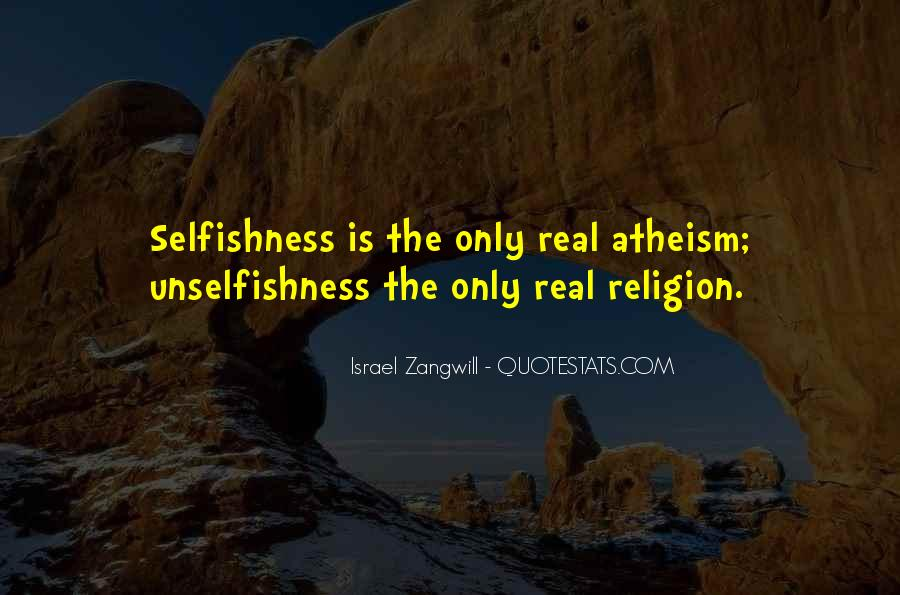 Israel Zangwill Quotes #904370