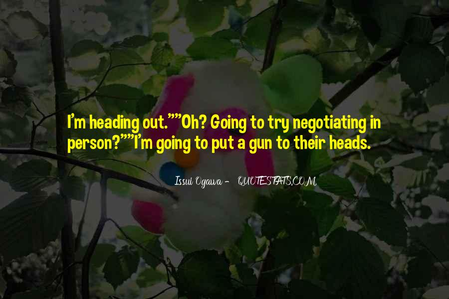 Issui Ogawa Quotes #1658026