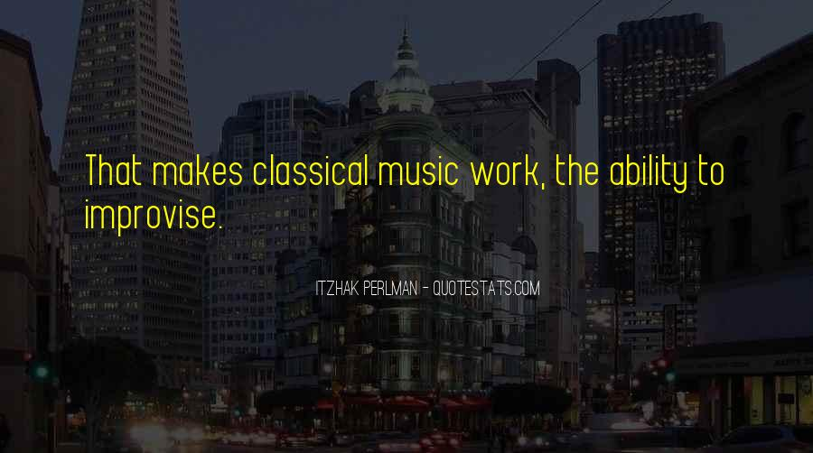 Itzhak Perlman Quotes #1014507