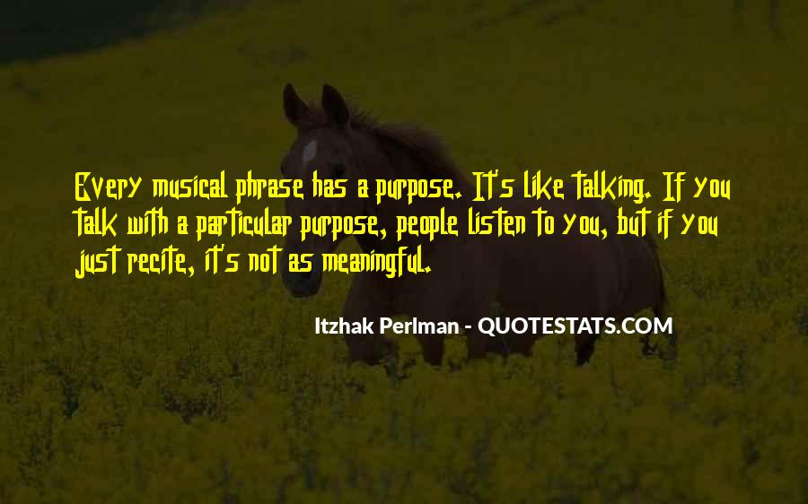Itzhak Perlman Quotes #106291