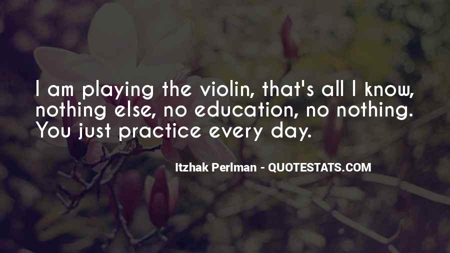 Itzhak Perlman Quotes #1335628