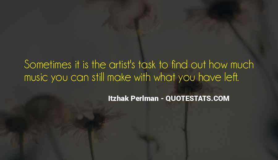 Itzhak Perlman Quotes #1484421