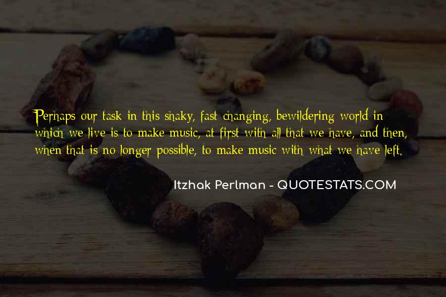 Itzhak Perlman Quotes #1517303