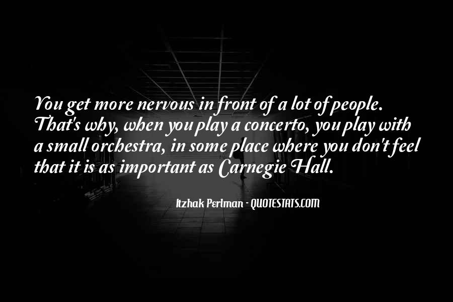 Itzhak Perlman Quotes #809000