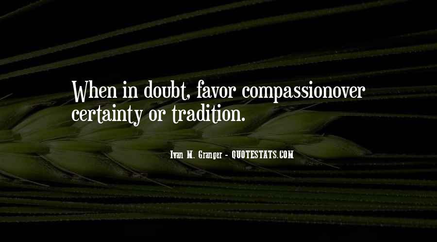 Ivan M. Granger Quotes #1176589