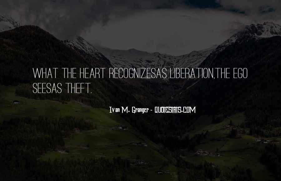 Ivan M. Granger Quotes #1459093