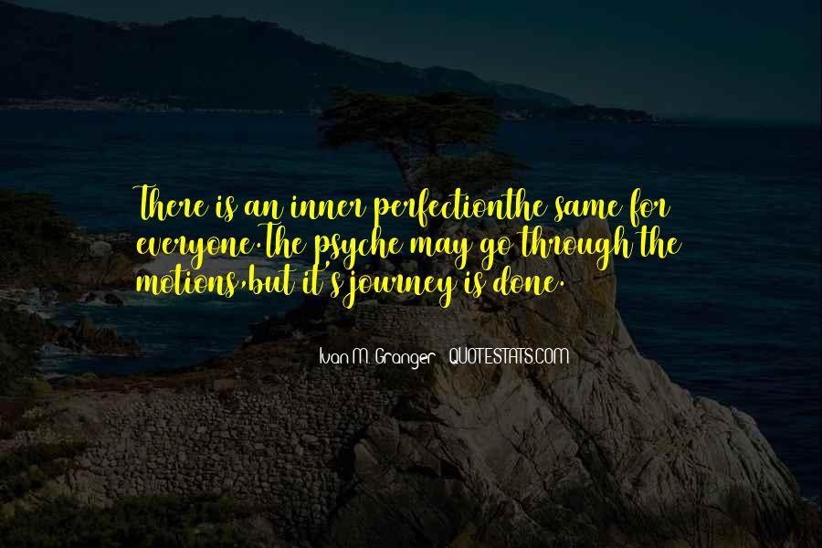 Ivan M. Granger Quotes #500044