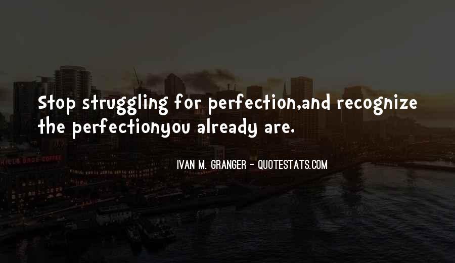 Ivan M. Granger Quotes #543783